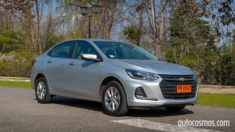 Chevrolet Onix Sedán 2021 - Test Drive