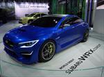 Top 10: Subaru WRX Concept