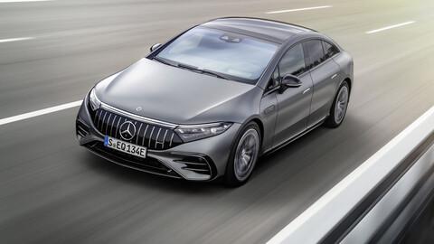 Mercedes-AMG EQS 53 4Matic