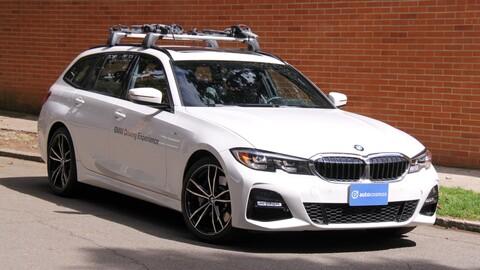 BMW 330i Touring Edición M