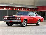 Top 10: Chevrolet Chevelle SS 454 1970