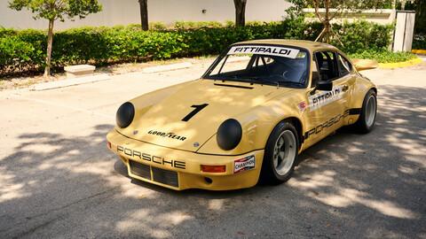 Porsche 911 Carrrera 1974 de Pablo Escobar