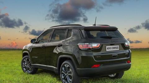 Jeep Compass 80 Years