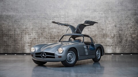 Mercedes-Benz SL y sus generaciones