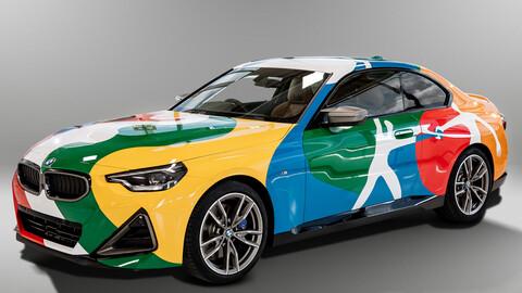 BMW Serie 2, una obra de arte mexicano
