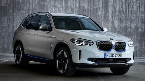 BMW iX3 2021, llega a México