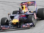 Red Bull RB6 - El poder del soplido