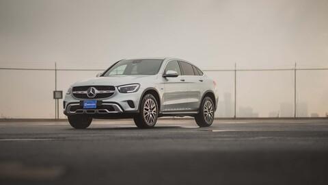 Mercedes-Benz GLC e Coupé 2021 a prueba