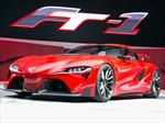 Top 10: Toyota FT-1 Sports Coupe Concept