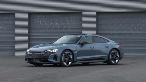 Audi RS e-tron GT 2022, lanzamiento en México