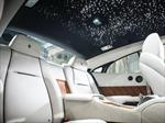 Luces de techo Starlight de Rolls-Royce