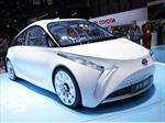 Toyota FT-Bh Concept en Ginebra 2012