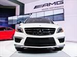 Mercedes-Benz ML 63 AMG Salón de Los Angeles