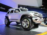 Mercedes-Benz Ener-G-Force Concept en Los Ángeles