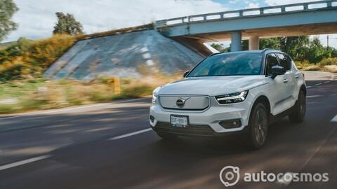 Volvo XC40 Recharge Pure Electric 2022 a prueba