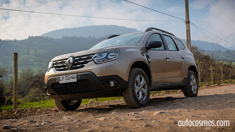 Renault Duster 2021 - Test Drive