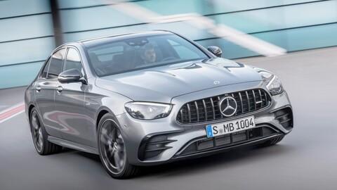 Mercedes-Benz Clase E (2021)