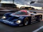 Nissan #83 Electramotive Engineering GTP ZX-Turbo