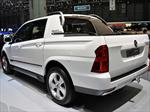 SsangYong  XIV-1 Concept y SsangYong SUT 1