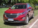 Chevrolet Equinox a prueba