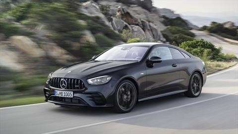 Mercedes-Benz Clase E Coupé 2021