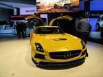 Mercedes-Benz SLS AMG Black Series en Los Angeles