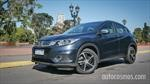 Test Honda HR-V