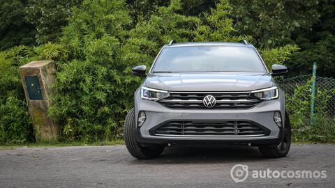 Volkswagen Nivus a prueba