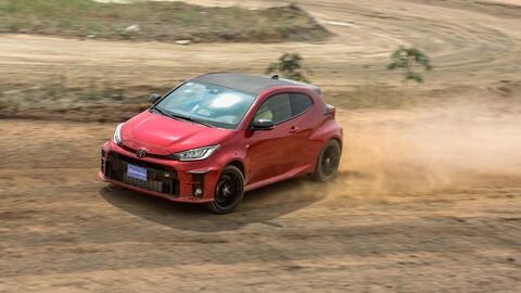 Toyota GR Yaris a prueba