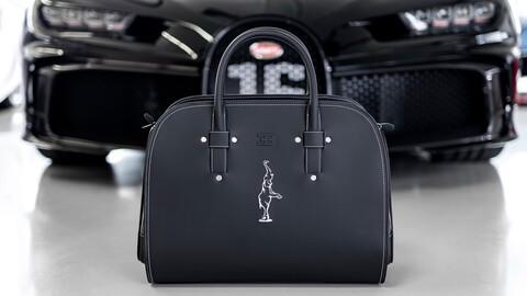 Equipaje exclusivo de Bugatti