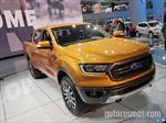 Nueva Ford Ranger en Detroit 2018