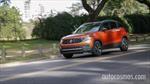 Volkswagen T-Cross a prueba