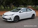 Premio Crash Test, Mediano y Oro: Toyota Corolla
