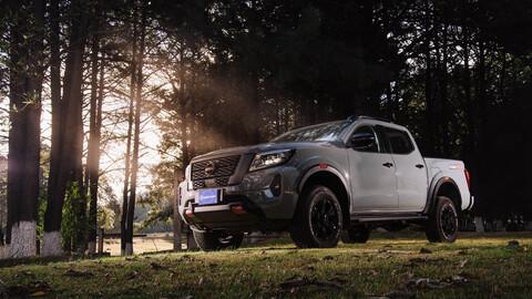Nissan Frontier 2021 a prueba