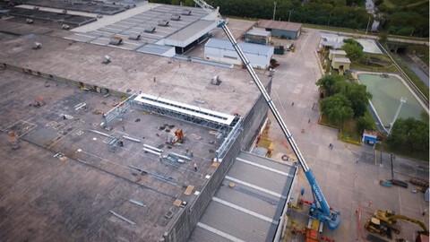 Ford moderniza su fábrica de Pacheco