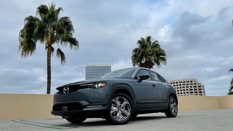 Mazda MX-30 2022, primer contacto en Los Angeles