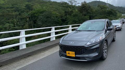 Ford Escape Hybrid 2021 a prueba