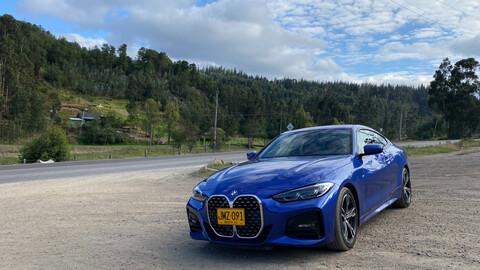 BMW Serie 4 Coupé 430i 2021