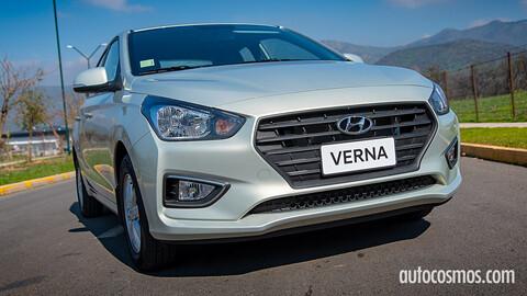 Hyundai Verna 2021 - Test Drive
