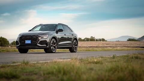 Audi RS Q8 2021 a prueba