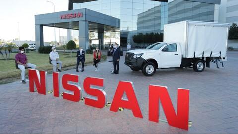 Nissan NP300 se convierte en salón de clases