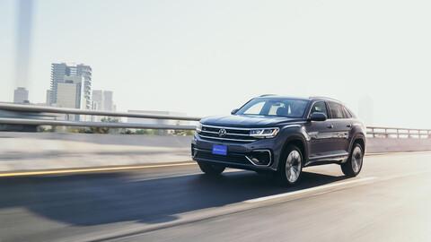 Volkswagen Cross Sport 2021 a prueba