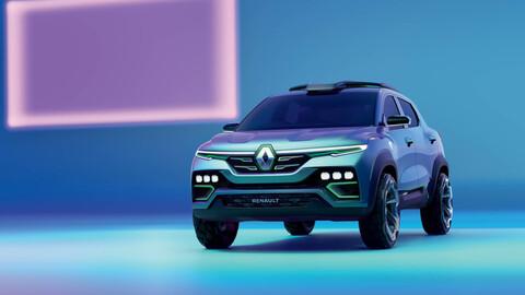 Renault Kiger Show-car