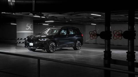 BMW X5 M Competition 2021 a prueba