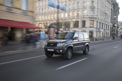 UAZ Kazak 2021
