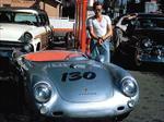 James Dean - Porsche 550 Spyder