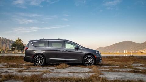 Chrysler Pacifica 2021 a prueba