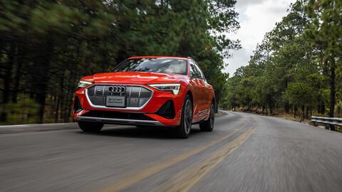 Audi E-Tron Sportback 2021 llega a México