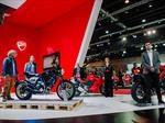 Ducati en el Salón de Buenos Aires 2017