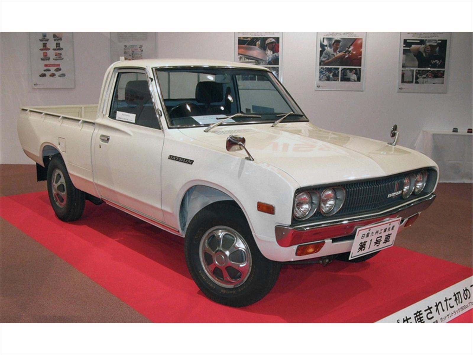 Datsun Pick Up Autocosmos Com